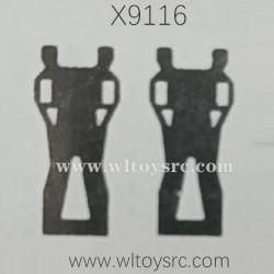 XINLEHONG Toys X9116 RC Truck Parts Rear Lower Arm X15-SJ09