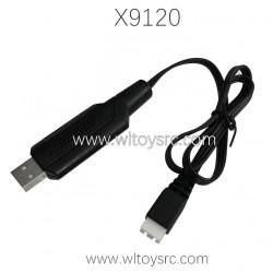 XINLEHONG Toys X9120 Parts 7.4V USB Charger 35-DJ04