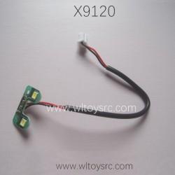 XINLEHONG Toys X9120 Parts LED Lights X15-DJ05