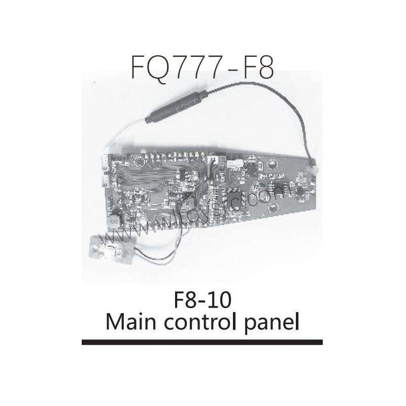 FQ777 F8 Drone Parts F8-10 Main Control Panel