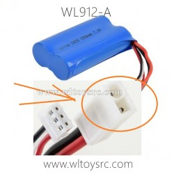 WLTOYS WL912-A Parts Li-ion Battery