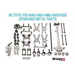 WLtoys 1/18 A949 A959 A969...