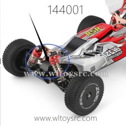 WLTOYS 144001 RC Car Parts, Front Shock Absobers