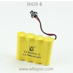 WLTOYS 18428-A Parts, 4.8V 700mAh Battery