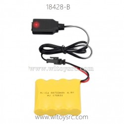 WLTOYS 18428-B Parts Battery and Charger