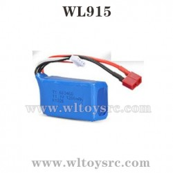 WLTOYS WL915 RC Boat Parts, 11.1V Lipo Battery