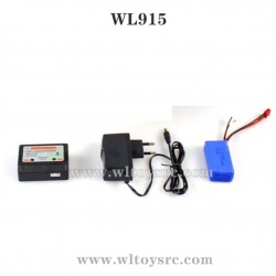 WLTOYS WL915 Charger and Battery Parts