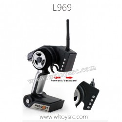 WLTOYS L969 Terminator Parts-2.4G Transmiter