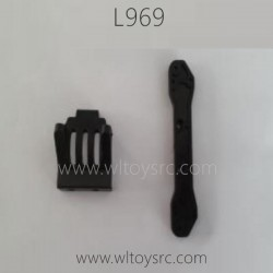WLTOYS L969 Terminator Parts-Rear Shock Fixing Plate
