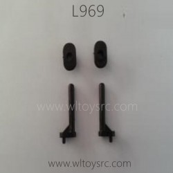 WLTOYS L969 Terminator Parts-Rear Car Shell Support
