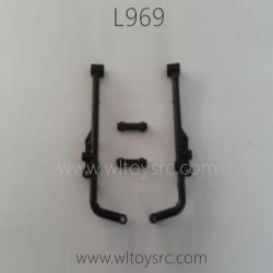 WLTOYS L969 Terminator Parts-Rear Connect Frame