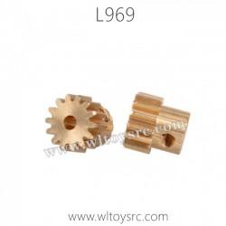 WLTOYS L969 Terminator Parts-Motor Gear