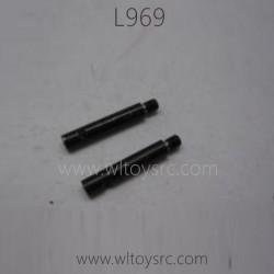 WLTOYS L969 Terminator Parts-Front wheels Axle