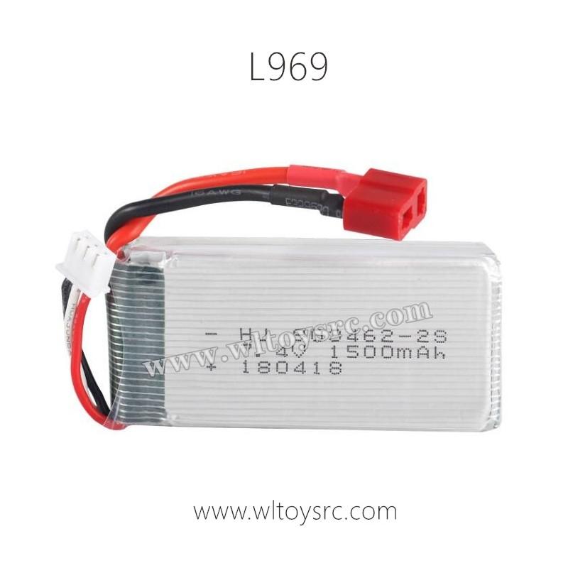 WLTOYS L969 Parts-Battery