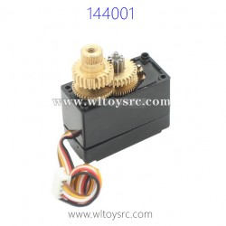 WLTOYS 144001 Upgrade Parts, Servo with metal Gear