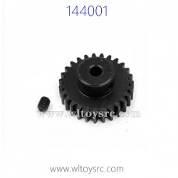 WLTOYS 144001 Upgrade Parts, Motor Gear 27T