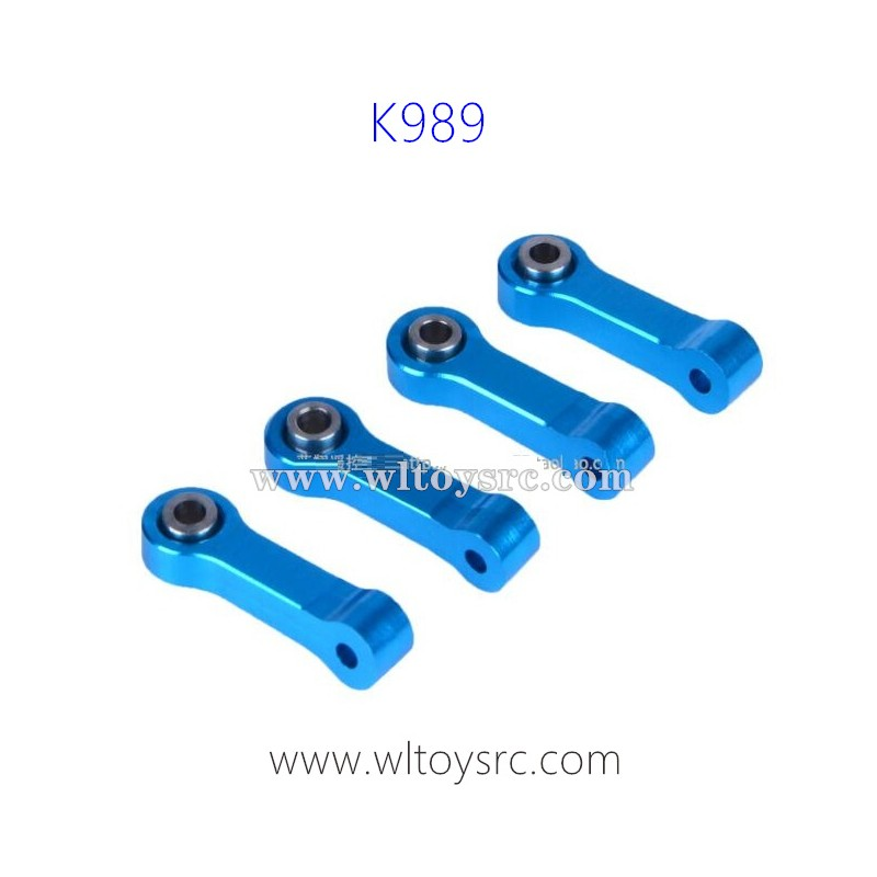 K989-39 Upper Swing Arm Suspension Arm for Wltoys 1//28 RC Car Spare Parts