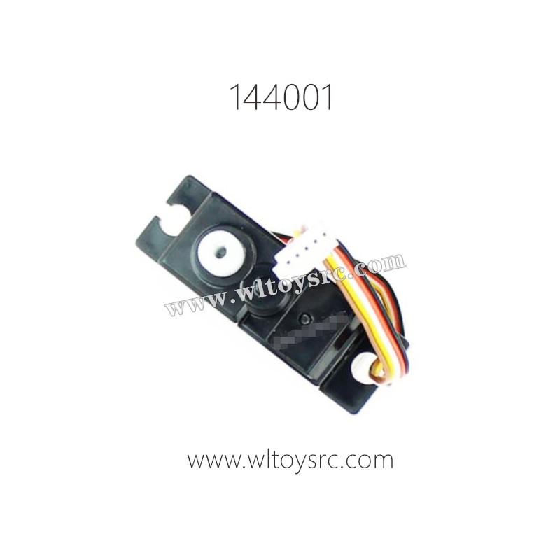 WLTOYS 144001 Parts, Servo Assembly