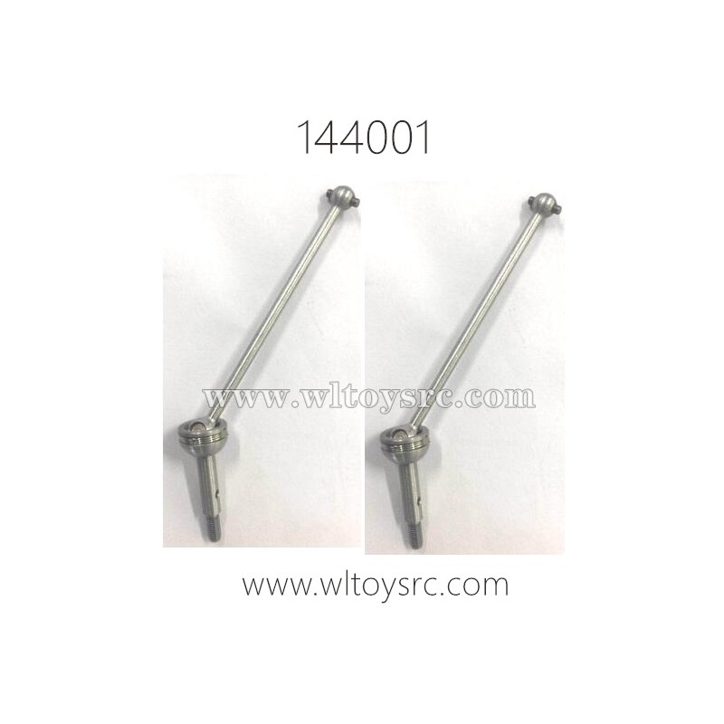 WLTOYS 144001 Parts, Bone Dog Shaft