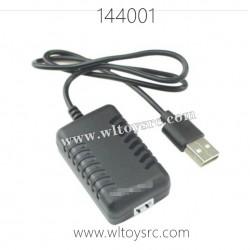 WLTOYS 144001 Parts, 7.4V USB Charger