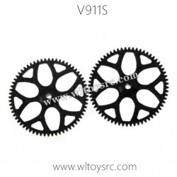 WLTOYS V911S Parts-Main Gear 2pcs
