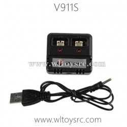 WLTOYS V911S Parts-Charger set