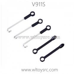 WLTOYS V911S Parts-Connect Rod