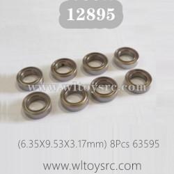 Haiboxing 12895 RC Car Parts-Ball Bearings 63595