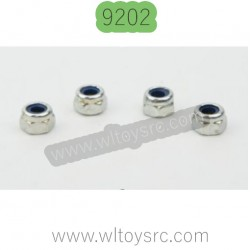 PXTOYS 9202 Parts-M4 Anti Slip Nut