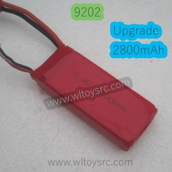 PXTOYS 9202 Upgrade Parts- 2800mAh Li-Po Battery