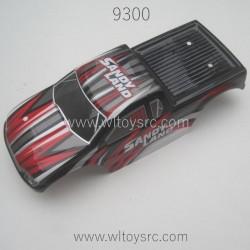 PXTOYS 9300 Sandy Land Parts-Car Body Shell