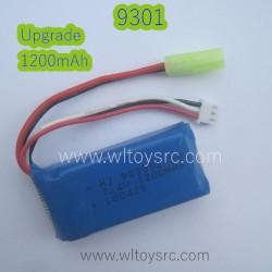 PXTOYS 9301 Upgrade Parts-Battery 1200mah