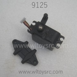 XINLEHONG 9125 Parts-Servo Assembly 25-ZJ04