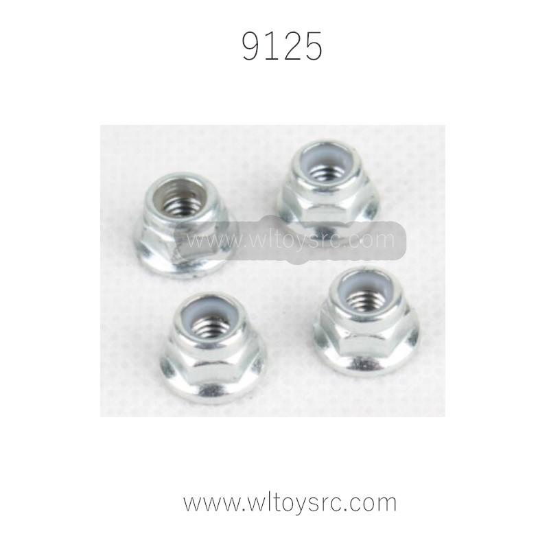 XINLEHONG 9125 Parts-Lock Nut 25-WJ02