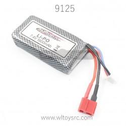 XINLEHONG 9125 Battery