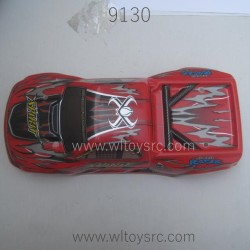 XINLEHONG TOYS 9130 Car Body Shell Red