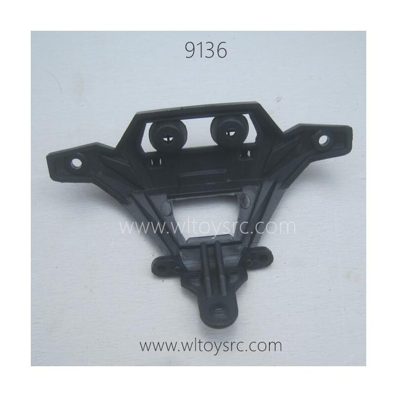 XINLEHONG 9136 1/18 RC Truck Parts-Front Bumper Block