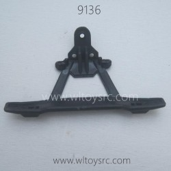 XINLEHONG 9136 1/18 RC Truck Parts-Rear Bumper Block