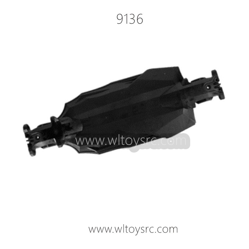 XINLEHONG 9136 1/18 RC Truck Parts-Car Chassis