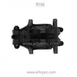 XINLEHONG 9136 1/18 RC Truck Parts-Front Gear Box Cover
