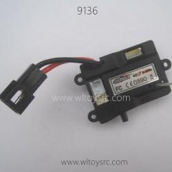 XINLEHONG Toys 9136 Circuit Board