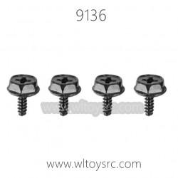 XINLEHONG 9136 1/16 2.4G Racer RC Car Parts-Locknut 30-WJ07
