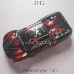 XINLEHONG 9145 Parts-Car Shell Red 45-SJ01