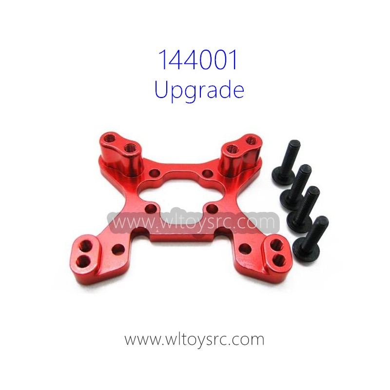 WLTOYS 144001 1/14 RC Car Upgrade Parts, Front Shock Frame