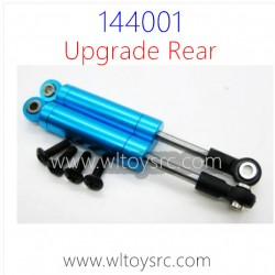 WLTOYS 144001 Upgrade Metal Parts, Rear Shock Absorbers