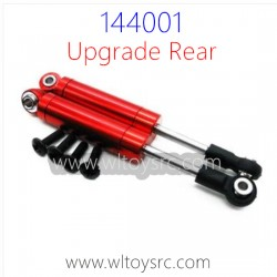WLTOYS 144001 Aluminum Alloy Upgrade Parts, Rear Shock Absorbers