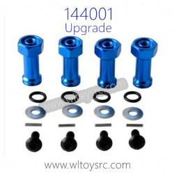 WLTOYS 144001 RC Car Upgrade Parts, Extended Adapter