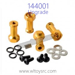 WLTOYS 144001 1/14 Upgrade Parts, Extended Adapter