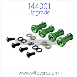 WLTOYS 144001 Upgrade Metal Parts, Extended Adapter