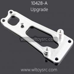 WLTOYS 10428-A Upgrade Metal Parts-Front Shock Frame Red